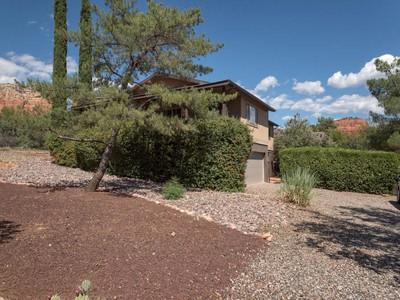 独户住宅 for sales at Beautiful Sedona Home 2365 Corral Rd Sedona, Arizona 86336 United States