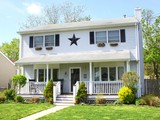 Single Family Home for sales at Beach Colonial 85 Cowart Ave Manasquan, New Jersey 08736 United States
