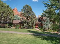 Maison unifamiliale for sales at Sedona's Best Location 345 Rim Shadows   Sedona, Arizona 86336 États-Unis