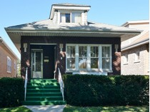 Single Family Home for sales at Historic Wrightwood Bungalow! 4728 W Wrightwood Avenue  Logan Square, Chicago, Illinois 60639 United States