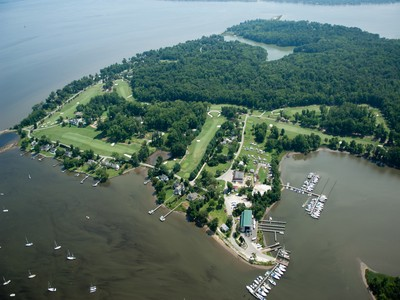 Single Family Home for sales at Gibson Island 1720 Banbury Rd Gibson Island, Maryland 21056 United States