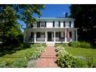 Einfamilienhaus for  sales at Vermont Farmhouse 18 Elm Street Norwich, Vermont 05055 Vereinigte Staaten