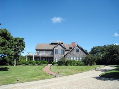 Maison unifamiliale for sales at 2 Acres across from Miacomet Pond 94 Miacomet Road  Nantucket, Massachusetts 02554 États-Unis
