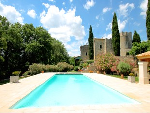Multi-Family Home for sales at UZES VUE SUR LE DUCHÉ : DEMEURE HISTORIQUE  Uzes, Languedoc-Roussillon 30700 France