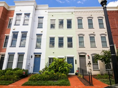 Single Family Home for sales at Capitol Quarter 907 4th Street Se Washington, District Of Columbia 20003 United States