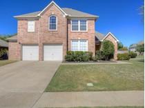 단독 가정 주택 for sales at 4528 Fountain Ridge Drive    Fort Worth, 텍사스 76123 미국