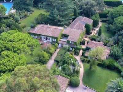Single Family Home for sales at Exceptional provençal villa in walking distance tothe town centre and beaches  Saint Tropez, Provence-Alpes-Cote D'Azur 83990 France