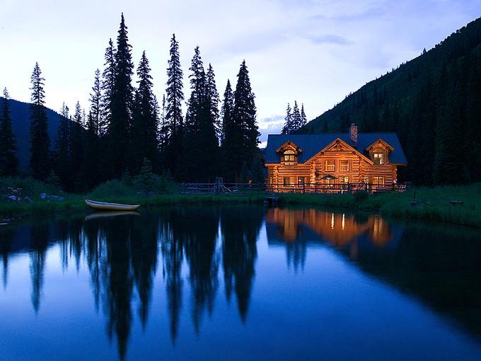 Einfamilienhaus for sales at Star Peak Lodge 13500 Castle Creek Road Aspen, Colorado 81611 Vereinigte Staaten