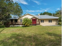 一戸建て for sales at Riverfront Acreage, Two Fine Homes, Endless Opportunity 11725 & 11705 Roseland Road   Sebastian, フロリダ 32958 アメリカ合衆国