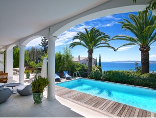Single Family Home for sales at Villa Panoramic sea views Nice, Provence-Alpes-Cote D'Azur France