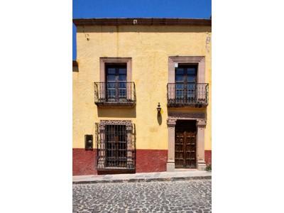 独户住宅 for sales at La Casa Mexicana Hospicio 17 San Miguel De Allende, Guanajuato 37700 墨西哥