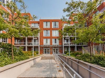 Nhà chung cư for sales at Le Sud-Ouest (Montréal) 4300 Rue St-Ambroise, apt. 605 Montreal, Quebec H4C3R3 Canada