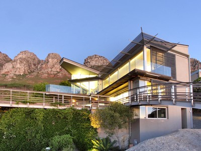 Single Family Home for sales at Contemporary Masterpiece! 79 Theresa Avenue Camps Bay Cape Town, Western Cape 8005 South Africa