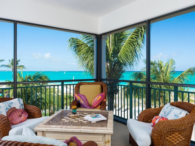 Condomínio for sales at The Sands Penthouse 3303/04 Beachfront Grace Bay, Providenciales TC Turks E Caicos