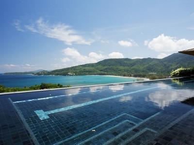 Single Family Home for sales at Luxury 5 Bed Villa with Amazing Sea View Kamala Kamala, Phuket 83110 Thailand