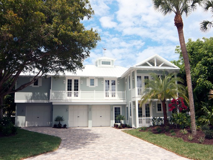Single Family Home for sales at 208 Waterways Avenue  Boca Grande, Florida 33921 United States