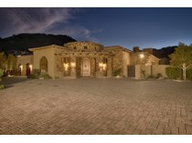 Villa for sales at Inspirational Estate that Blends Old World Elegance with a Contemporary Flair 6324 E Quartz Mountain Rd   Paradise Valley, Arizona 85253 Stati Uniti