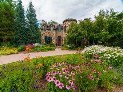 Maison unifamiliale for sales at 955 E. Westglow Lane  Greenwood Village, Colorado 80121 États-Unis