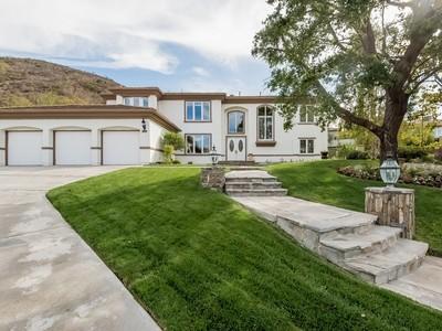 獨棟家庭住宅 for sales at 25302 Prado De Los Arboles   Calabasas, 加利福尼亞州 91302 美國