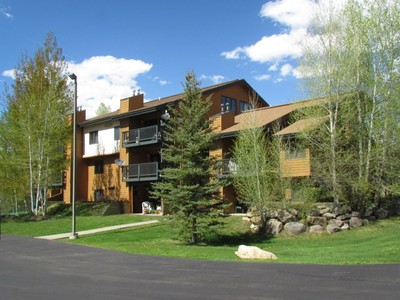 Eigentumswohnung for sales at 460 Ore House Plaza 460 Ore House Plaza #302E  Steamboat Springs, Colorado 80487 Vereinigte Staaten