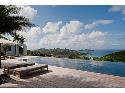 Casa Unifamiliar for sales at Villa Naturelle 2 Gouverneur, Ciudades En St. Barthélemy St. Barthelemy