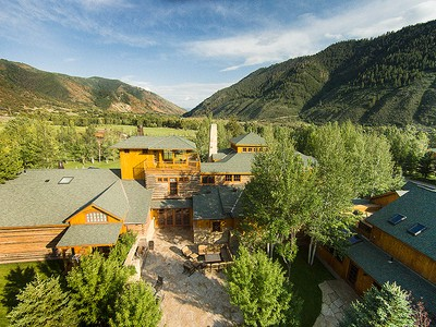 Single Family Home for sales at Meanwhile Ranch 1621 Lower River Road Snowmass, Colorado 81654 United States