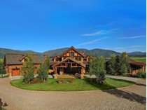 Single Family Home for sales at Moonshadow Ranch 30855 RCR 14C  South Valley, Steamboat Springs, Colorado 80487 United States