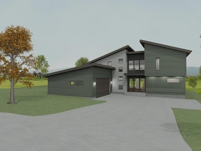 Nhà ở một gia đình for sales at Mountain Modern wtih Backyard Golf 8840 N Silver Spur Rd  Park City, Utah 84098 Hoa Kỳ
