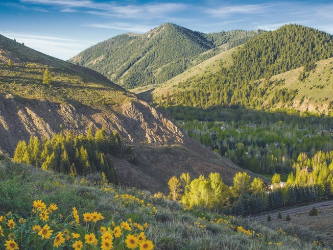 Terrain for sales at Lane Ranch North Lane Ranch North Lot 4  Sun Valley, Idaho 83353 États-Unis