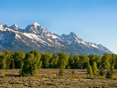 Земля for sales at Teton Views in Owl Creek N Deland Drive North Jackson Hole, Вайоминг 83001 Соединенные Штаты