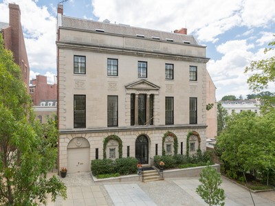 Single Family Home for sales at Kalorama 2346 S Street Nw Washington, District Of Columbia 20008 United States