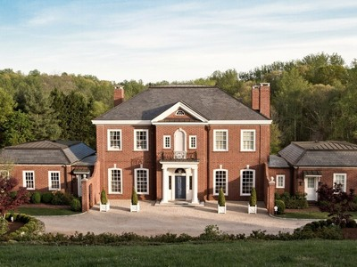 Maison unifamiliale for sales at Boxwood Hill 720 Covey Hill  Charlottesville, Virginia 22901 États-Unis