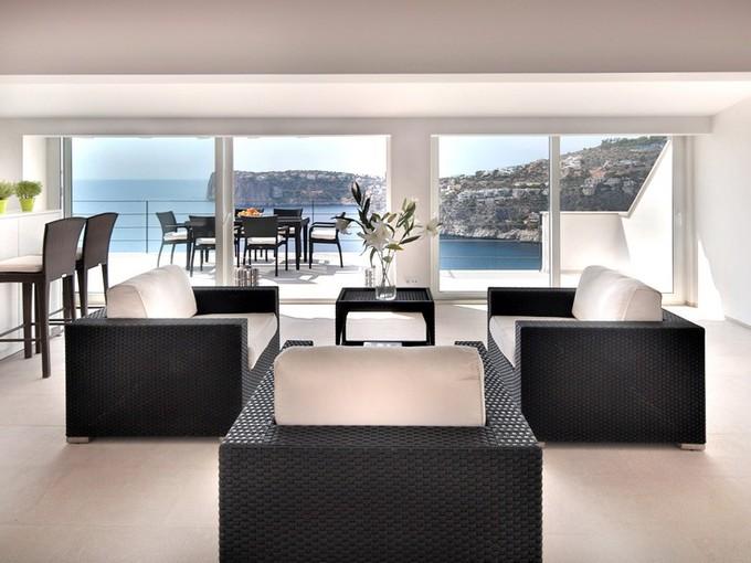 Multi-Family Home for sales at Elegant sea view Villa in Port Andratx  Port Andratx, Mallorca 07157 Spain