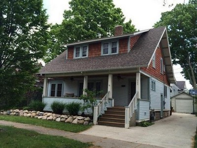 Single Family Home for sales at 209 Van Buren St.   South Haven, Michigan 49090 United States