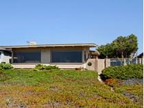 Tek Ailelik Ev for sales at Oceanfront Beach Home with Guest House in Morro Bay 3015 Beachcomber Drive   Morro Bay, Kaliforniya 93442 Amerika Birleşik Devletleri