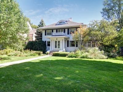 Casa Unifamiliar for sales at 205 N. Washington   Hinsdale, Illinois 60521 Estados Unidos