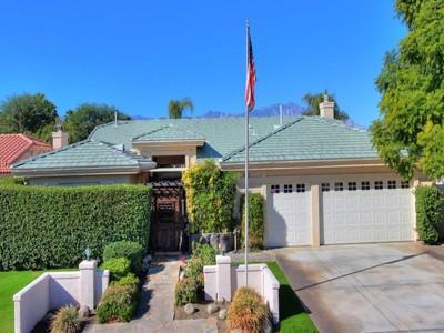 Nhà ở một gia đình for sales at Via Fonda 40715 Via Fonda Palm Desert, California 92260 Hoa Kỳ