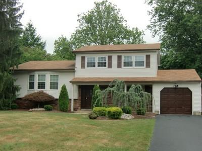 단독 가정 주택 for sales at 13 Concord Drive  Manalapan, 뉴저지 07726 미국