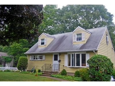 단독 가정 주택 for sales at Cape Cod 96 Wilson Street  Blauvelt, 뉴욕 10913 미국