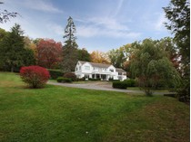 Single Family Home for sales at Gracious Country Home and a Golfer's Paradise 2 Blackberry Lane   Sherman, Connecticut 06784 United States