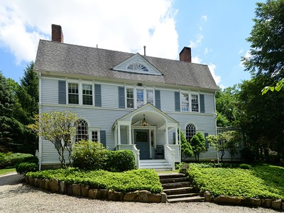 Single Family Home for sales at Garland House 44 Clubhouse Rd  Tuxedo Park, New York 10987 United States