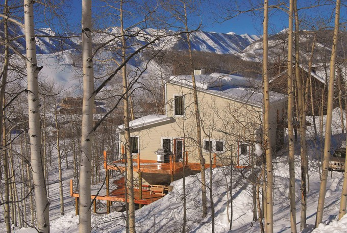 Single Family Home for sales at Ski In/Ski Out Mountain Retreat 59 Cinnamon Mountain Road   Mount Crested Butte, Colorado 81225 United States