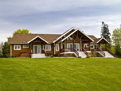 Maison unifamiliale for sales at PendOreilleWatefrontParadise.com 525 Riley Creek Park Drive Laclede, Idaho 83841 États-Unis