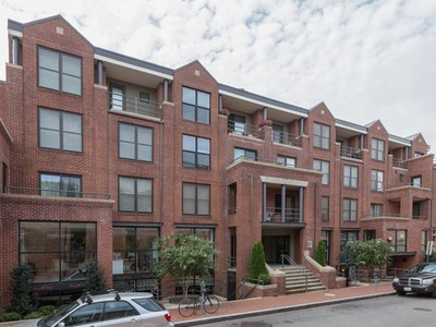 Condominium for sales at Georgetown 3210 Grace Street Nw 302  Washington, District Of Columbia 20007 United States