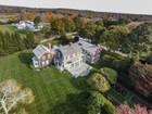 """Tek Ailelik Ev for  sales at """"Tidelands"""" A Remarkable Country Estate 15 Smiths Neck Road   Old Lyme, Connecticut 06371 Amerika Birleşik Devletleri"""