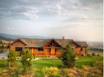 Single Family Home for sales at Sapphire Ridge Ranch 2062 Hawks Peak Drive   Florence, Montana 59833 United States
