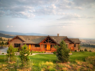 Moradia for sales at Sapphire Ridge Ranch 2062 Hawks Peak Drive Florence, Montana 59833 Estados Unidos