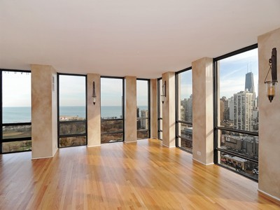Condominium for sales at Amazing Park and Lake Views from this Gold Coast Condo 1660 N Lasalle Street Unit 2301-03 Chicago, Illinois 60614 United States