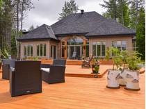 Maison unifamiliale for sales at Val-des-Bois Val-Des-Bois, Québec Canada