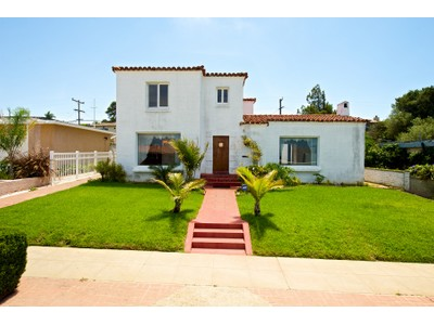 Maison unifamiliale for sales at 1055 Alexandria Dr.  San Diego, Californie 92107 États-Unis
